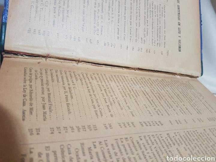 Libros antiguos: 3 tomos Revista la caza ilustrada núm 1 . 2 . 3 . 2° edición año 1899 . 1900-901 . 1902-903 - Foto 17 - 91336119