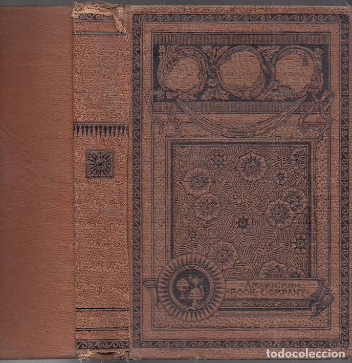 Libros antiguos: Varios. A brief history of the United States. Nueva York, 1885. - Foto 2 - 90362820