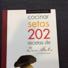 Libros antiguos: COCINAR SRAS 202 RECETAS. Lote 156606381