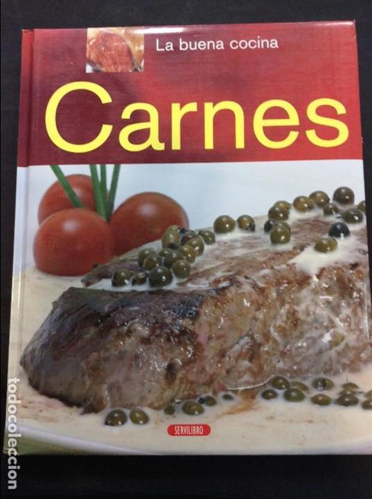 CARNES (Libros Antiguos, Raros y Curiosos - Cocina y Gastronomía)