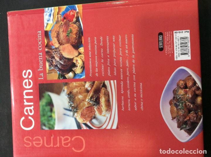 Libros antiguos: Carnes - Foto 2 - 91442370