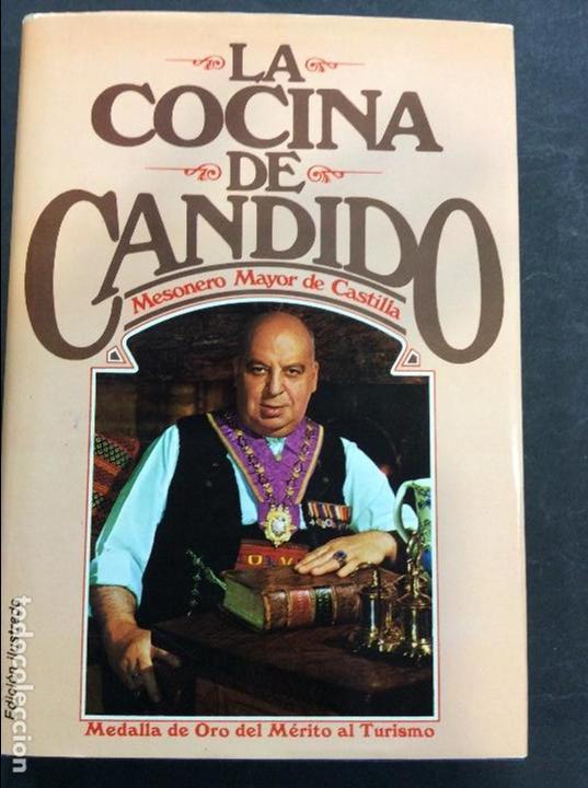 LA COCINA DE CANDIDO - PLAZA & JANES (Libros Antiguos, Raros y Curiosos - Cocina y Gastronomía)