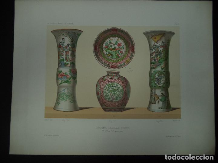 Libros antiguos: Raro Libro /guia - La Porcelaine de Chine O DU SARTEL - 1881 - Foto 3 - 91452675