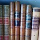 Libros antiguos: 1910 CAZA NARRACIONES DE UN MONTERO GRANDES CACERIAS ESPAÑOLAS CINEGETICA 3 TOMOS 26 CMS. Lote 91607390