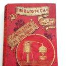 Libros antiguos: TRATADO COMPLETO DE MANIPULACION DE LOS VINOS. 1897 A. BEDEL BIBLIOTECA UTILIDAD PRACTICA . Lote 91822120