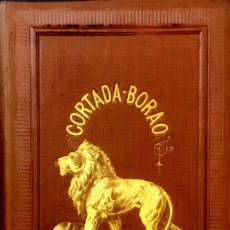 Libros antiguos: HISTORIA DE ESPAÑA. CORTADA-BORAO. (TOMO II). Lote 91833125