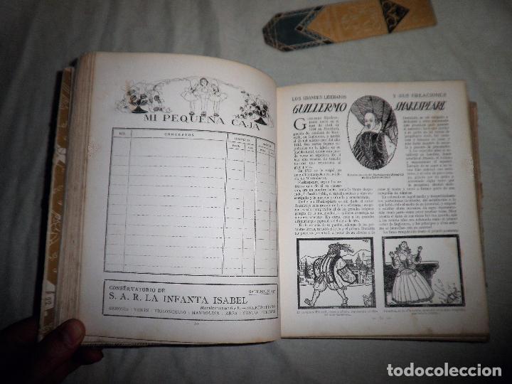 Libros antiguos: LIBRO DE VACACIONES - EDITORIAL MUNTAÑOLA AÑO 1920 - MUY ILUSTRADO. - Foto 6 - 91848635
