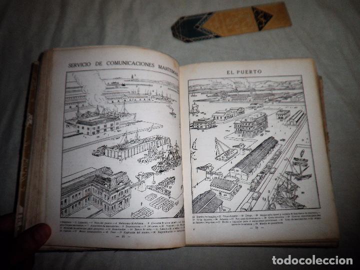 Libros antiguos: LIBRO DE VACACIONES - EDITORIAL MUNTAÑOLA AÑO 1920 - MUY ILUSTRADO. - Foto 7 - 91848635