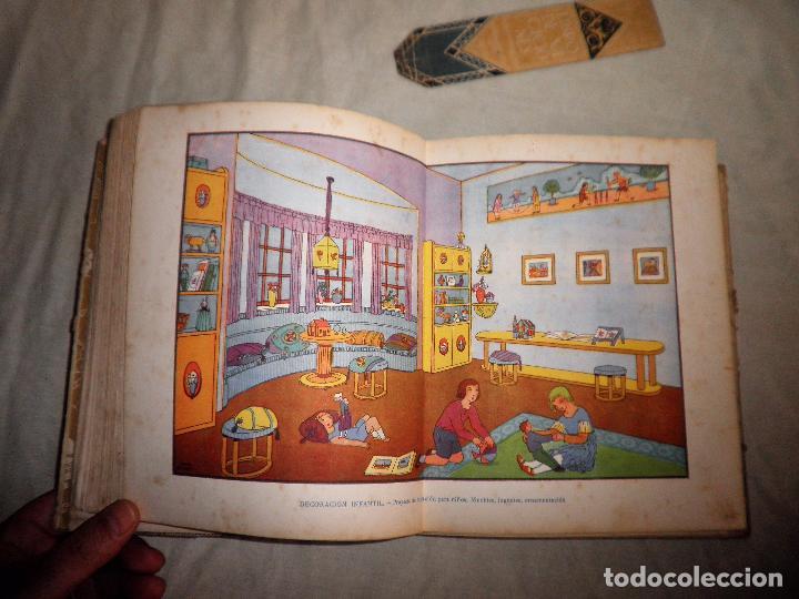 Libros antiguos: LIBRO DE VACACIONES - EDITORIAL MUNTAÑOLA AÑO 1920 - MUY ILUSTRADO. - Foto 9 - 91848635