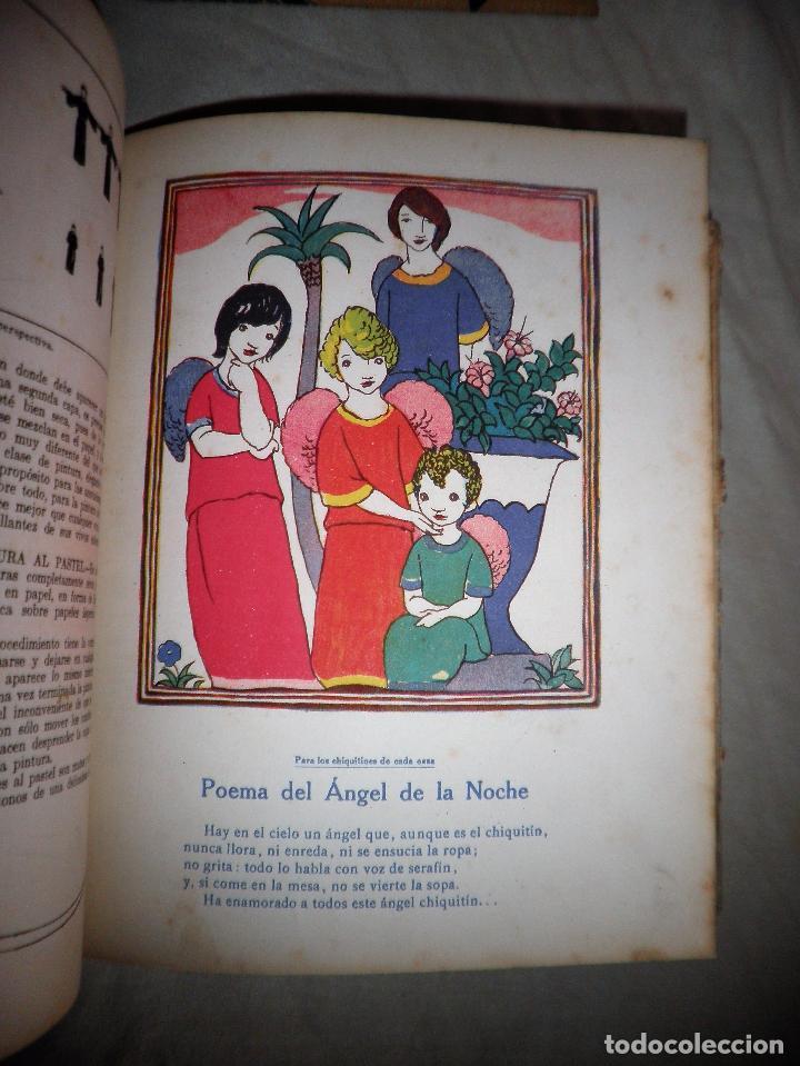Libros antiguos: LIBRO DE VACACIONES - EDITORIAL MUNTAÑOLA AÑO 1920 - MUY ILUSTRADO. - Foto 10 - 91848635