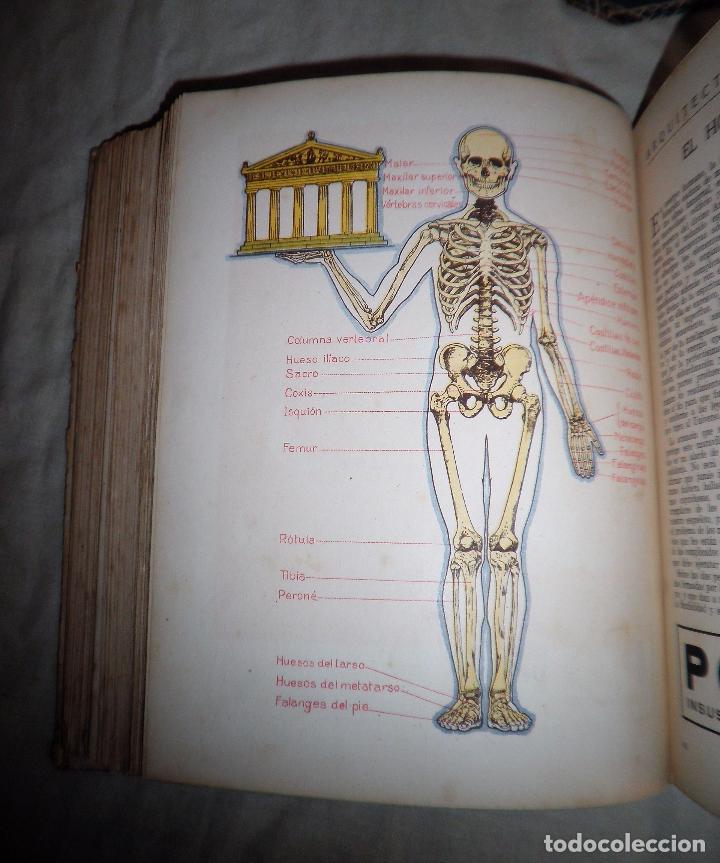 Libros antiguos: LIBRO DE VACACIONES - EDITORIAL MUNTAÑOLA AÑO 1920 - MUY ILUSTRADO. - Foto 12 - 91848635