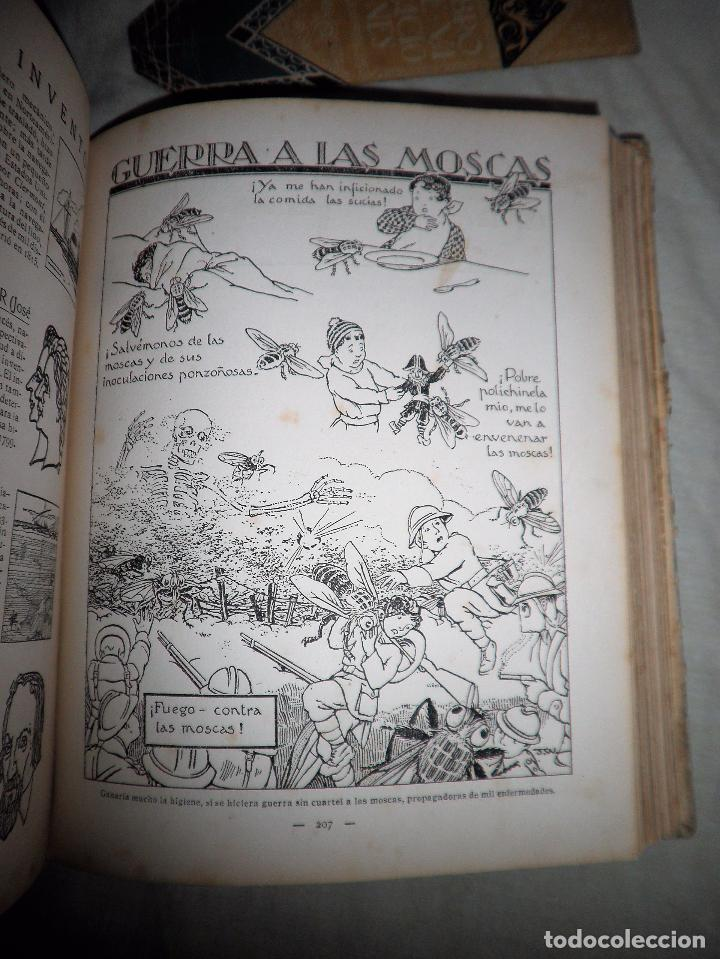 Libros antiguos: LIBRO DE VACACIONES - EDITORIAL MUNTAÑOLA AÑO 1920 - MUY ILUSTRADO. - Foto 13 - 91848635