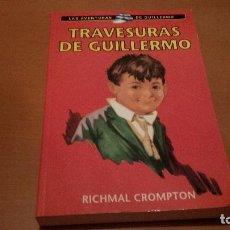 Libros antiguos: TRAVESURAS DE GUILLERMO. Lote 92010255