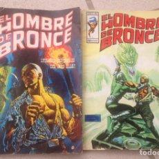 Livres anciens: EL HOMBRE DE BRONCE. REVISTA DE JÓVENES. NÚMEROS 4 Y 5.. Lote 92185927