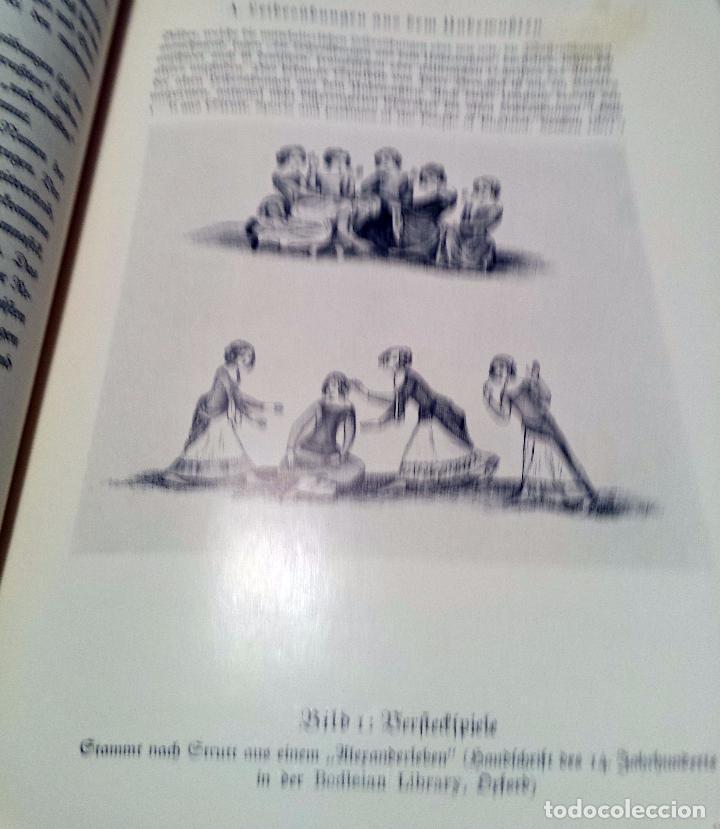 Libros antiguos: origen y el comienzo de los deportes - urfprung und befen des sports - Berlin 1936 - Foto 6 - 55310216
