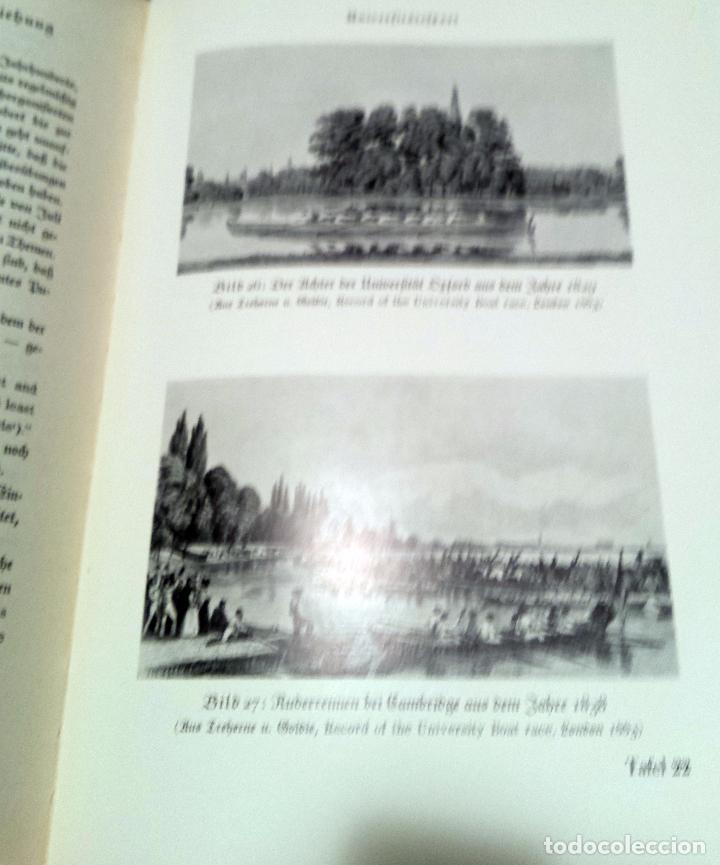 Libros antiguos: origen y el comienzo de los deportes - urfprung und befen des sports - Berlin 1936 - Foto 8 - 55310216