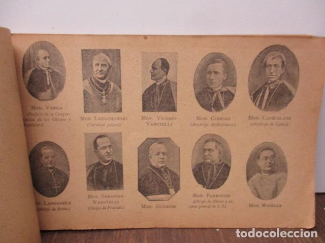 Libros antiguos: ALBUM DE NOTABLES - AÑO 1898 - Foto 14 - 92295125