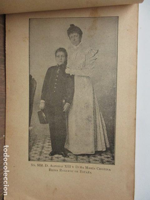 Libros antiguos: ALBUM DE NOTABLES - AÑO 1898 - Foto 15 - 92295125