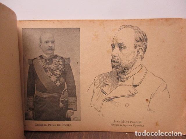 Libros antiguos: ALBUM DE NOTABLES - AÑO 1898 - Foto 18 - 92295125