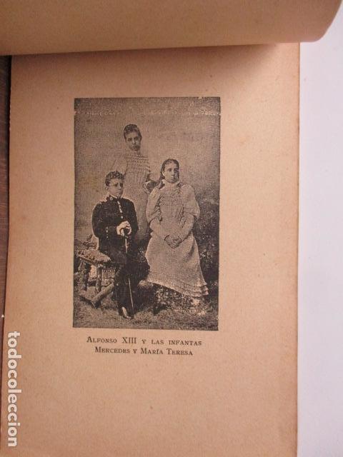Libros antiguos: ALBUM DE NOTABLES - AÑO 1898 - Foto 19 - 92295125