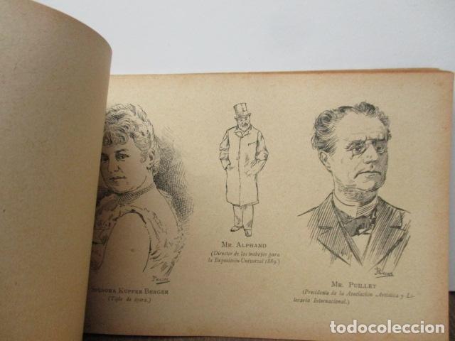Libros antiguos: ALBUM DE NOTABLES - AÑO 1898 - Foto 22 - 92295125