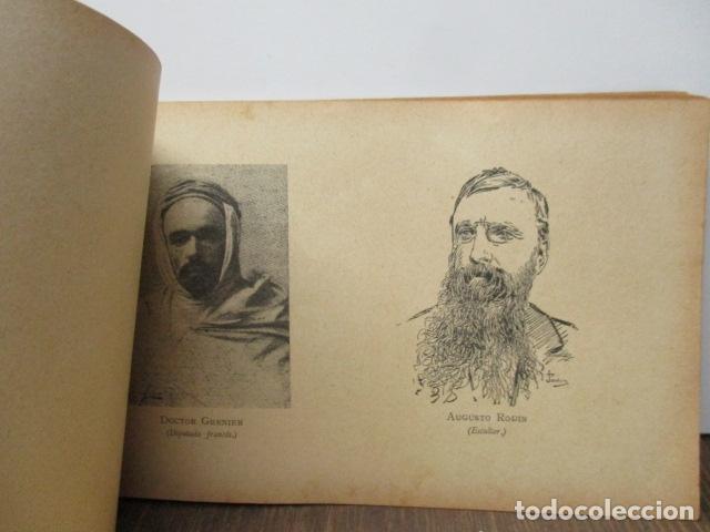 Libros antiguos: ALBUM DE NOTABLES - AÑO 1898 - Foto 23 - 92295125
