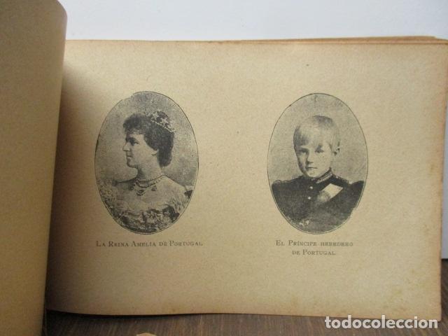 Libros antiguos: ALBUM DE NOTABLES - AÑO 1898 - Foto 24 - 92295125