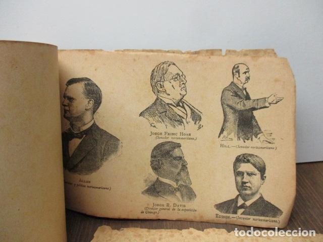 Libros antiguos: ALBUM DE NOTABLES - AÑO 1898 - Foto 25 - 92295125