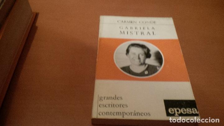 GABRIELA MISTRAL (Libros Antiguos, Raros y Curiosos - Bellas artes, ocio y coleccionismo - Otros)