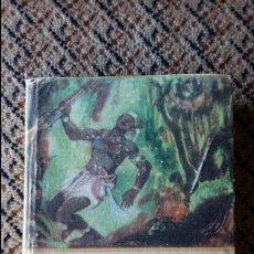 Libros antiguos: NOVELAS DE AVENTURAS DE E SALGARI. LA CASTA DE MARFIL. SANTURNINO CALLEJA. MADRID. Lote 92704440