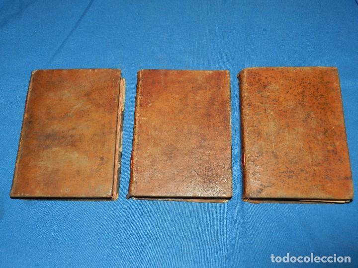 Libros antiguos: (MF) M DE FOURCROY - ELEMENTOS DE HISTORIA NATURAL Y DE QUIMICA , 3 TOMOS, SEGOVIA 1793 - Foto 8 - 92819045