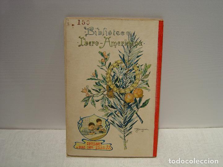 Libros antiguos: EPIGRAMAS INFANTILES - MANUEL OSSORIO- ILUSTRADO LLAVERIAS - BIBLIOTECA IBERO-AMERICANA 1923 - Foto 2 - 92958425