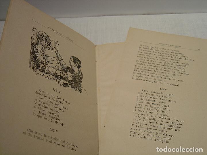 Libros antiguos: EPIGRAMAS INFANTILES - MANUEL OSSORIO- ILUSTRADO LLAVERIAS - BIBLIOTECA IBERO-AMERICANA 1923 - Foto 6 - 92958425