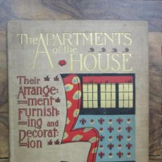 Libros antiguos: THE APARTMENTS OF THE HOUSE... JOSEPH CROUCH, EDMUND BUTLER. 1900.. Lote 93018700