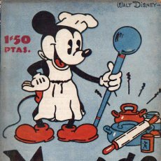 Libros antiguos: MENAGE Nº 51 ABRIL 1935 MICKEY MOUSE. Lote 93074920