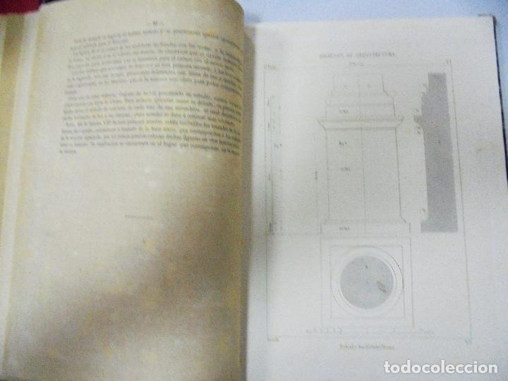 Libros antiguos: TRATADO TEÓRICO Y PRÁCTICO DE DIBUJO CON APLICACIONES A LAS ARTES Y A LA INDUSTRIA. M. BORRELL. 1869 - Foto 6 - 93252280