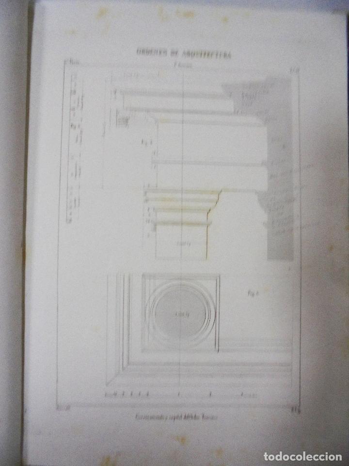 Libros antiguos: TRATADO TEÓRICO Y PRÁCTICO DE DIBUJO CON APLICACIONES A LAS ARTES Y A LA INDUSTRIA. M. BORRELL. 1869 - Foto 8 - 93252280