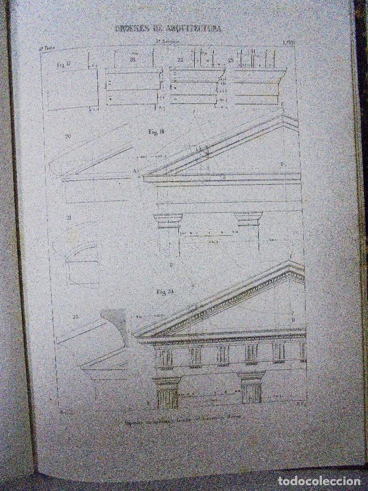Libros antiguos: TRATADO TEÓRICO Y PRÁCTICO DE DIBUJO CON APLICACIONES A LAS ARTES Y A LA INDUSTRIA. M. BORRELL. 1869 - Foto 9 - 93252280