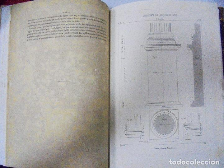 Libros antiguos: TRATADO TEÓRICO Y PRÁCTICO DE DIBUJO CON APLICACIONES A LAS ARTES Y A LA INDUSTRIA. M. BORRELL. 1869 - Foto 12 - 93252280