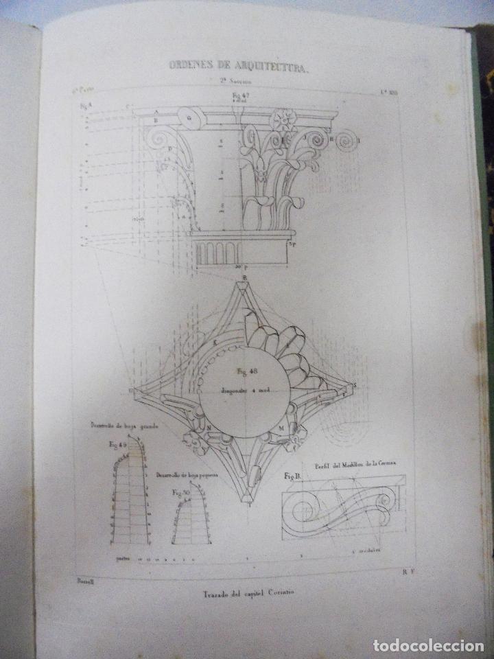Libros antiguos: TRATADO TEÓRICO Y PRÁCTICO DE DIBUJO CON APLICACIONES A LAS ARTES Y A LA INDUSTRIA. M. BORRELL. 1869 - Foto 14 - 93252280