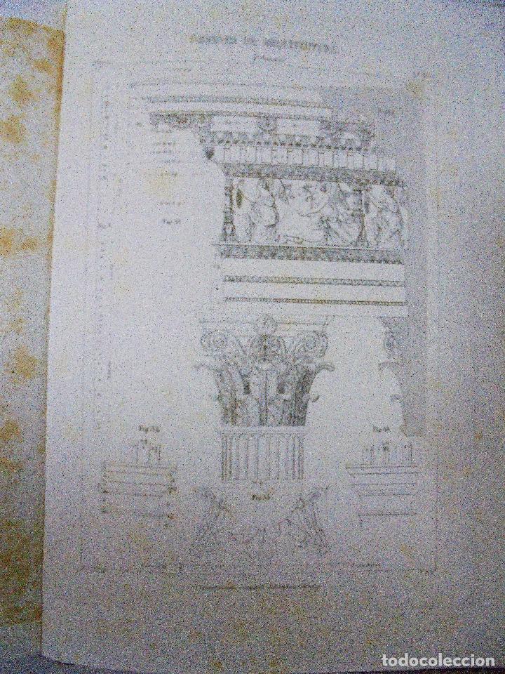 Libros antiguos: TRATADO TEÓRICO Y PRÁCTICO DE DIBUJO CON APLICACIONES A LAS ARTES Y A LA INDUSTRIA. M. BORRELL. 1869 - Foto 15 - 93252280