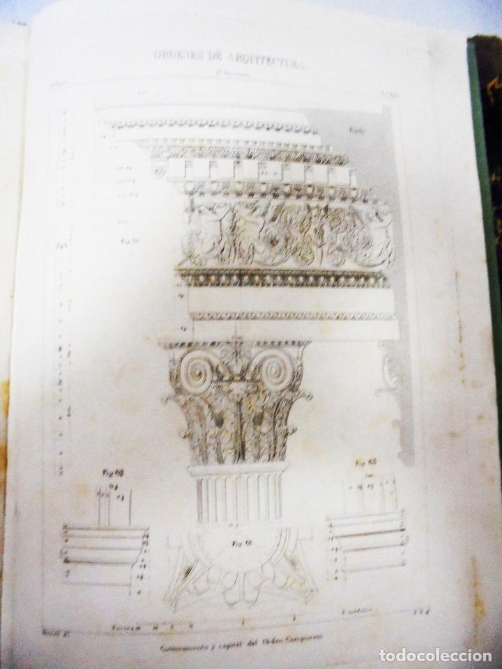 Libros antiguos: TRATADO TEÓRICO Y PRÁCTICO DE DIBUJO CON APLICACIONES A LAS ARTES Y A LA INDUSTRIA. M. BORRELL. 1869 - Foto 16 - 93252280