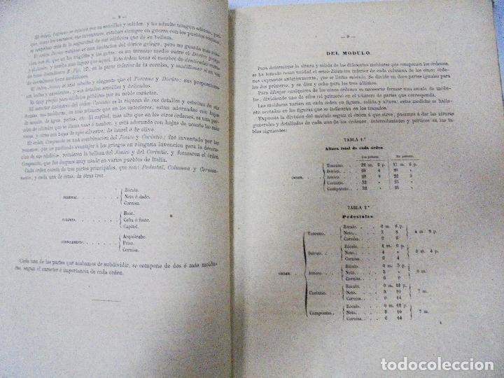 Libros antiguos: TRATADO TEÓRICO Y PRÁCTICO DE DIBUJO CON APLICACIONES A LAS ARTES Y A LA INDUSTRIA. M. BORRELL. 1869 - Foto 17 - 93252280