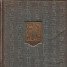 Libros antiguos: P. BOURGET : EL SENTIDO DE LA MUERTE (G. GILI, 1931). Lote 159664589