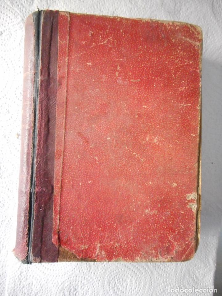 Libros antiguos: La Cruz de la Amargura o La mártir de su honra. Editorial Antonio Virgill. 1184 pág. Final siglo XIX - Foto 4 - 93281925