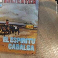 Libros antiguos: EL ESPIRITU CABALGA. Lote 93299995