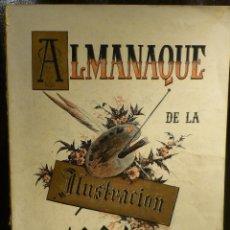Libros antiguos: ALMANAQUE DE LA ILUSTRACION. 1894. AÑO XXI.. Lote 93337245