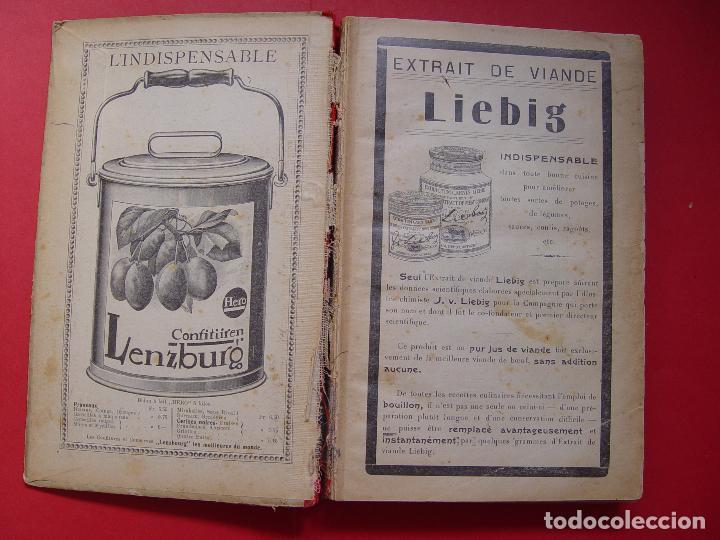 Libros antiguos: G. Hayward: MANUEL DE CUISINE (Payot, 1913) Cocina ¡ORIGINAL! ¡Coleccionista! - Foto 5 - 93390915