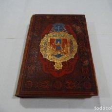 Libros antiguos: SEVILLA Y CADIZ PEDRO DE MADRAZO 1884. Lote 93665610