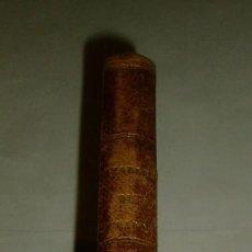 Libros antiguos: EL GENIO DEL CRISTIANISMO POR EL VIZCONDE DE CHATEAUBRIAND 1859-DE PARÍS A JERUSALÉN........ Lote 93696490